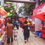 三吉神社例大祭