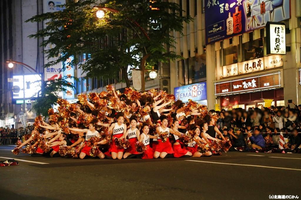 YOSAKOIソーラン祭り2015