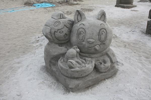 一般参加砂像:「2017冬季アジア札幌大会」来年2月に開催!