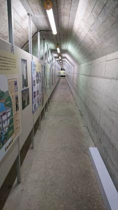 定山渓ダム光とアートのイベント (1)